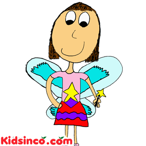 Fairy free clip art