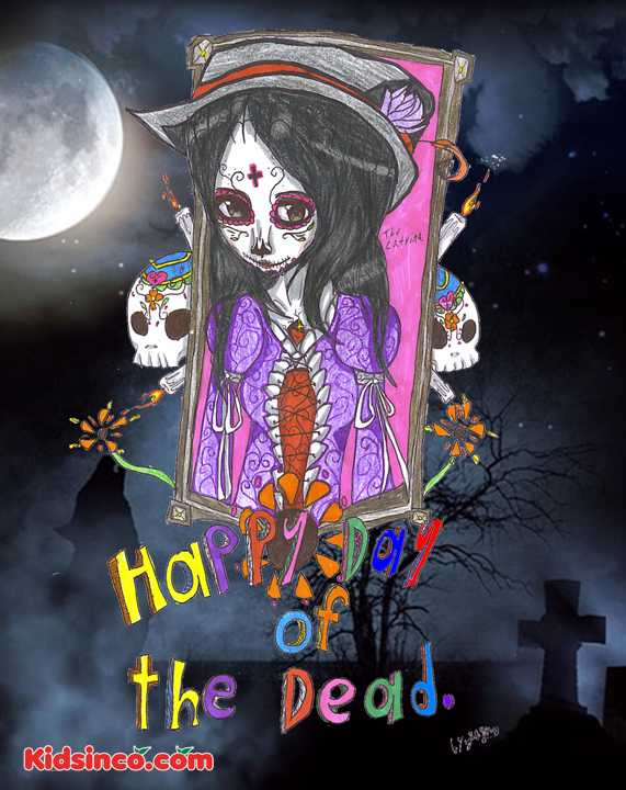 Dia de muertos 02