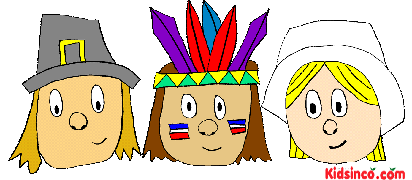 thanksgiving indian clip art - photo #28
