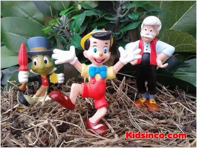 Pinocchio | K I D S I N CO com - Free Playscripts for Kids!