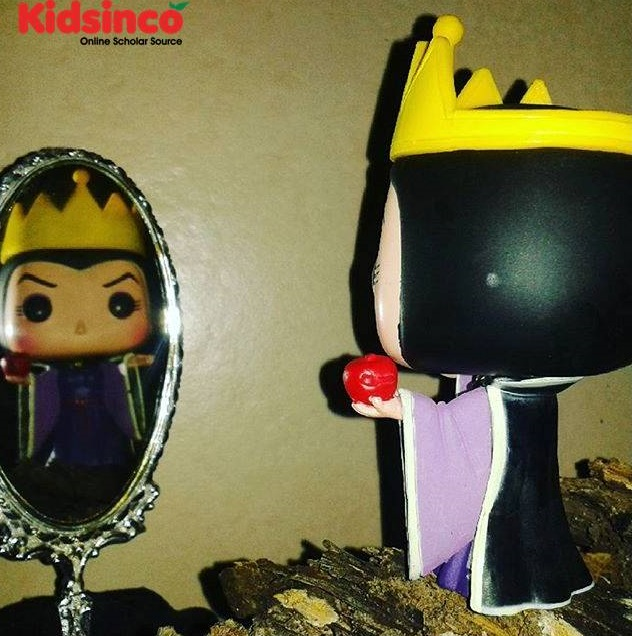 Evil Queen_Snow White_Funko_Funko Pop