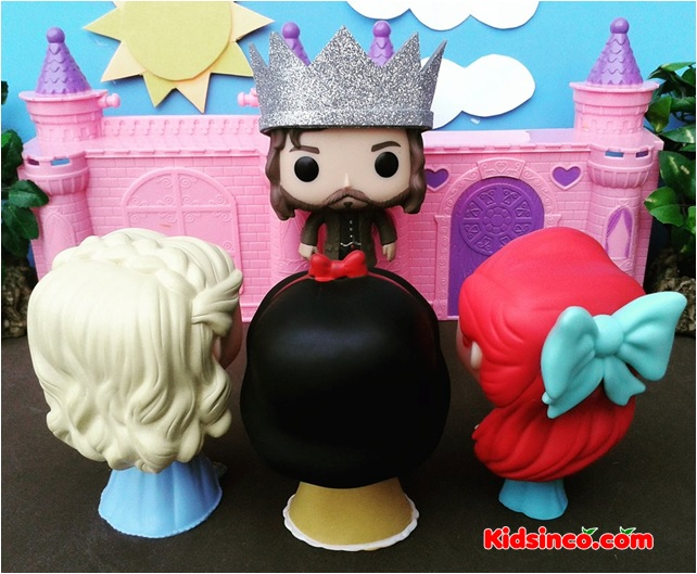 The Secret_prince_cinderella_snow white_mermaid_boy_girl_sirus black_funko_funko pop_harry potter