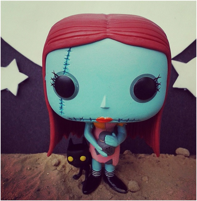 Sally_Nightmare Before Christmas_Funko_Funko Pop