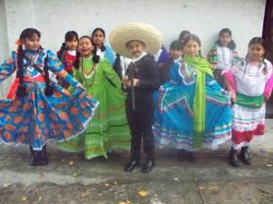Emiliano Zapata y Revolucionarios