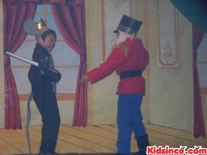 Prince Mouse and The nutcracker fight - 15