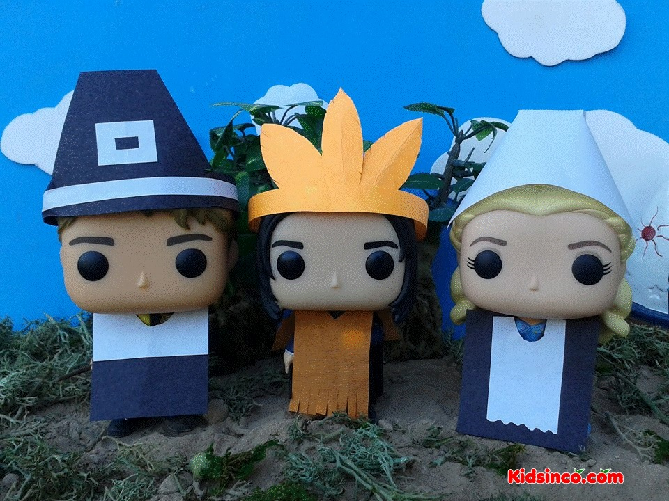 thanksgiving_pilgrim_indian_cinderella_funko_kidsinco