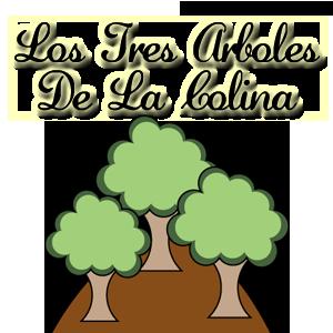 Tres Arboles, Tres Arboles en la Colina, Leyenda de los Tres Arboles