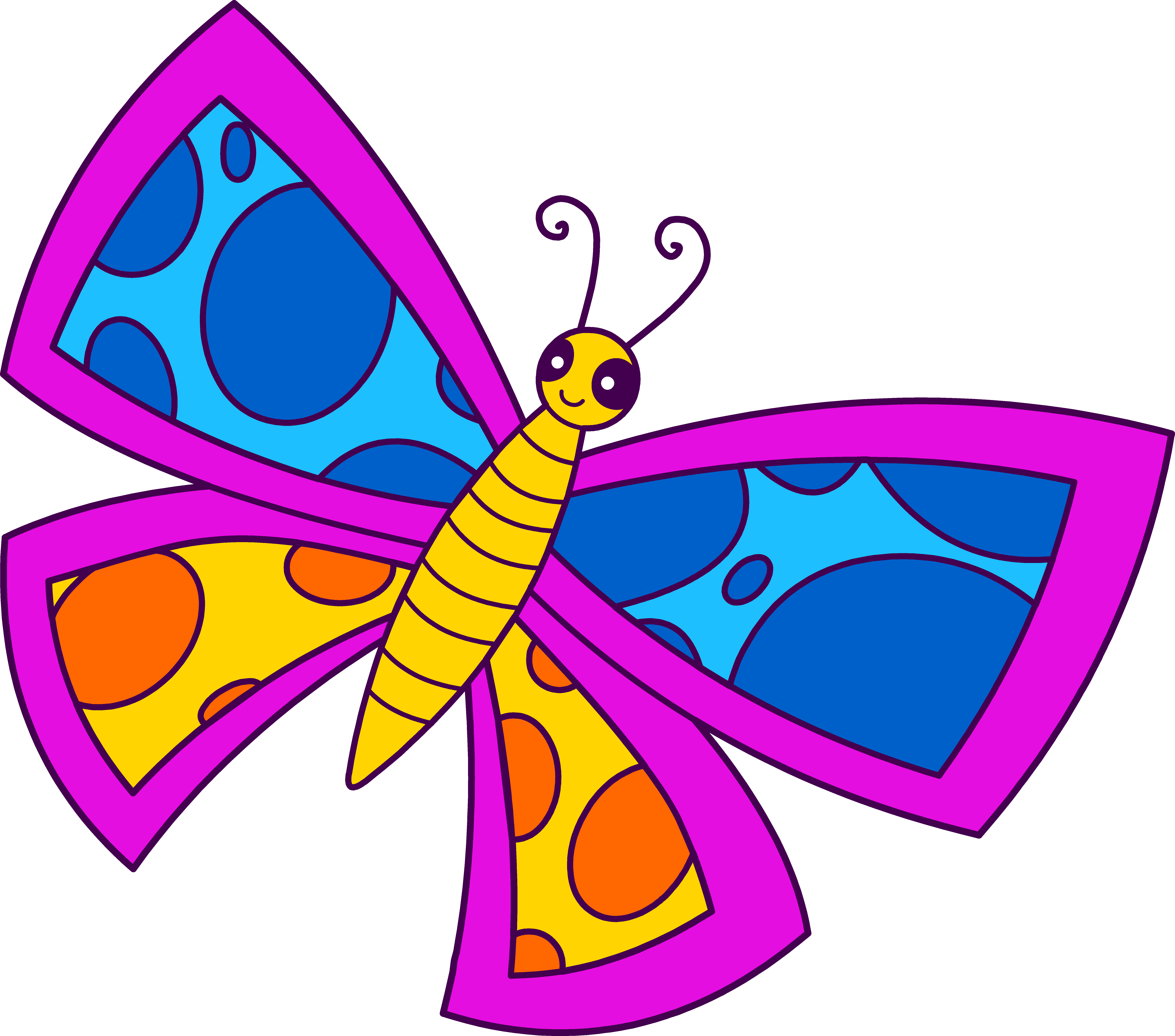 The Butterfly and The Cricket | K I D S I N CO.com - Free ...