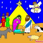 Nativity, Christmas, Three Wise Man