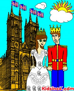 Royal Wedding, Catherine and William, Kate and William