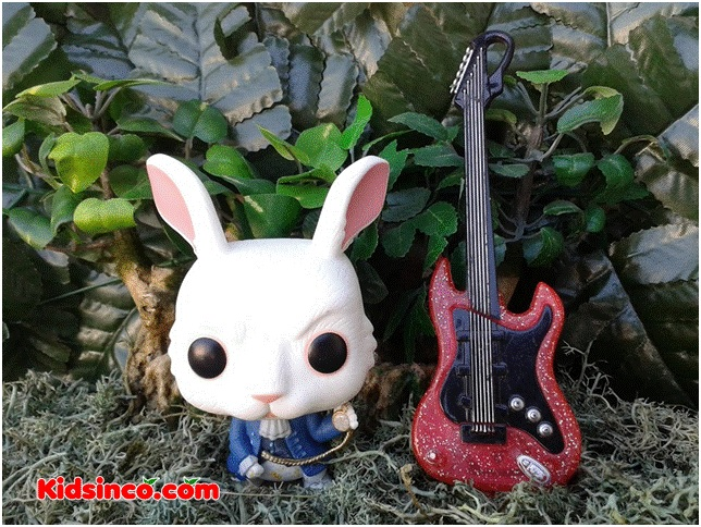 Rabbit's Guitar_forest_rabbit_guitar_Funko_Funko Pop