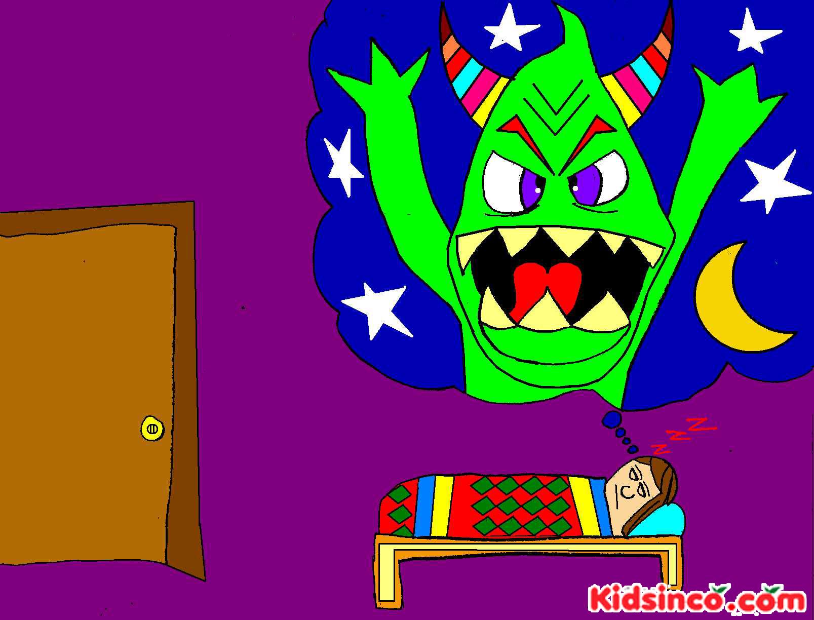 Monster, Nightmare
