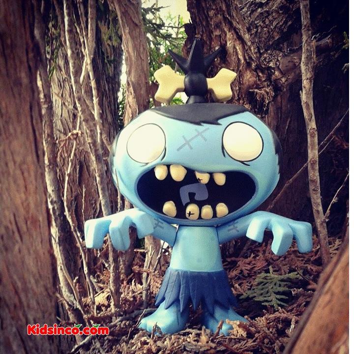 God Zombie Pygmy_ zombie_forest_funko_kidsinco
